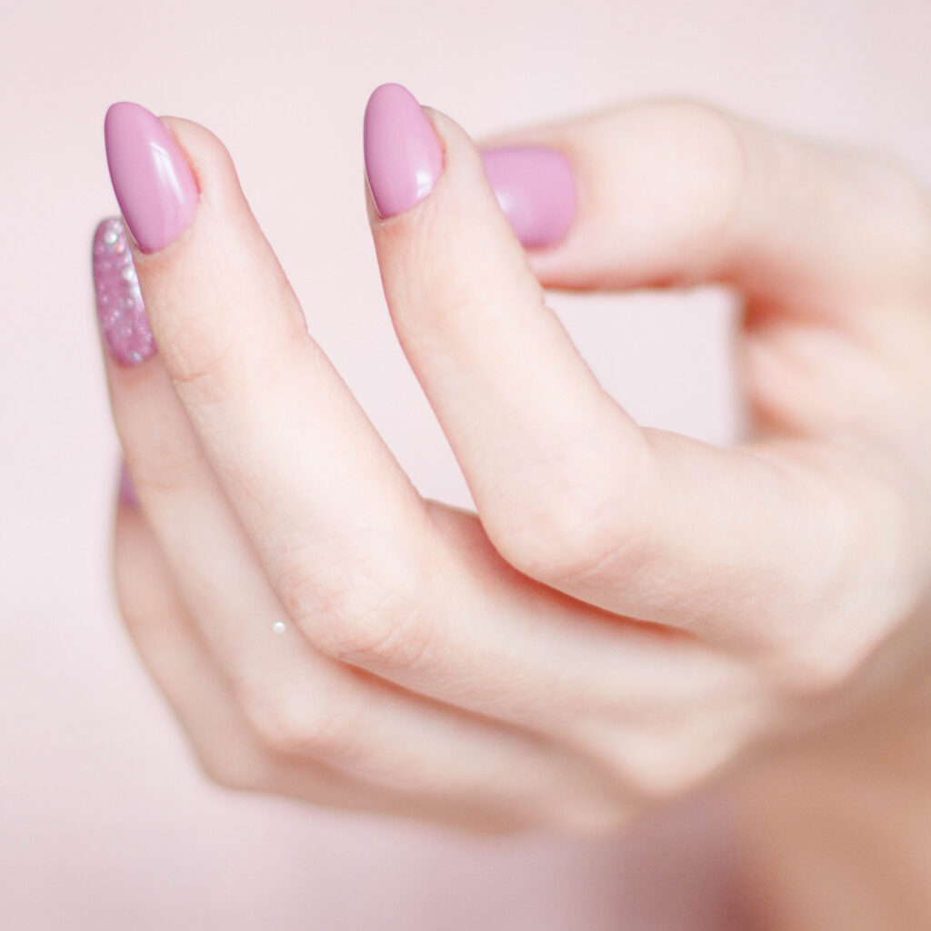 Manicure bij Merveilleux